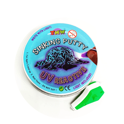 UV Light Putty
