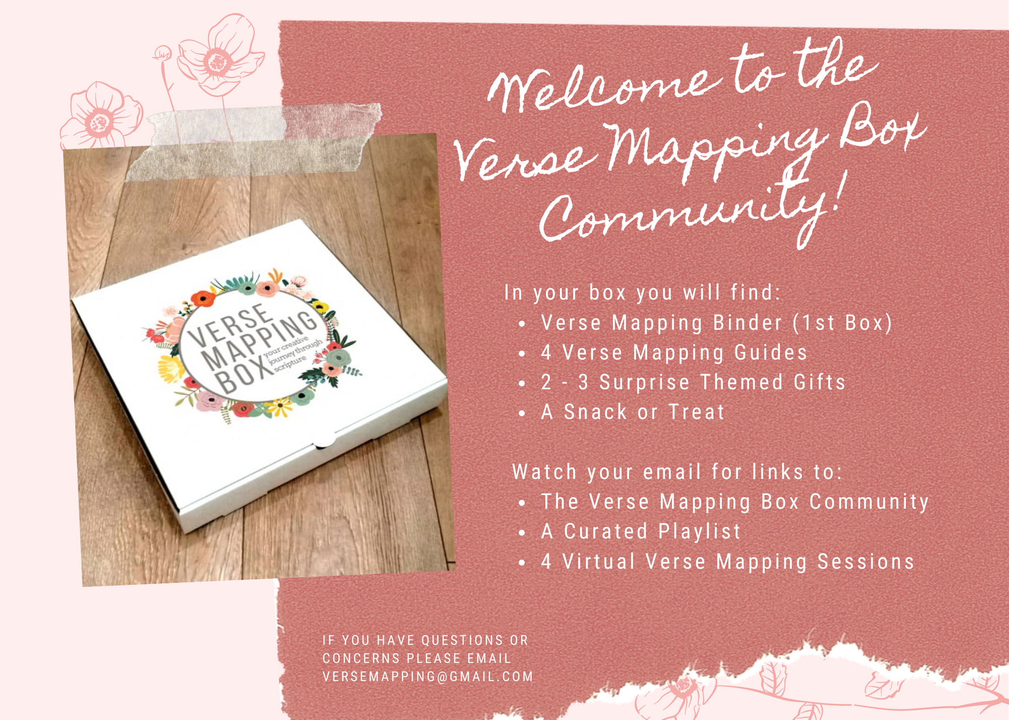What's Inside the Verse Mapping Box?