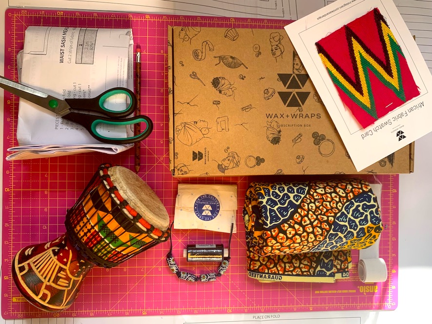 It is Africa Month and our May Boxes are in!