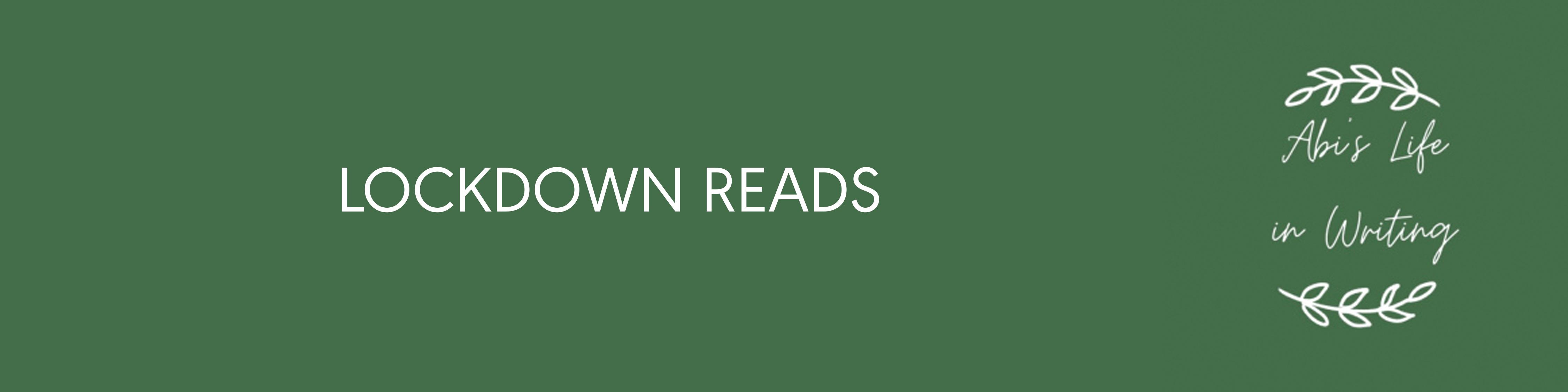 Lockdown Reads